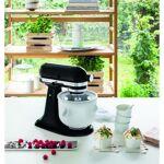 kitchenaid  KITCHEN AID Pack KITCHENAID 5KSM125EOB Robot pâtissier multifonction... par LeGuide.com Publicité