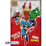 abystyle  ABYSTYLE - Alice aux pays des Merveilles - Poster Marvel - Héros... par LeGuide.com Publicité
