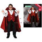 atosa  ATOSA Déguisement de vampire Garçon Déguisement de vampire Garçon... par LeGuide.com Publicité