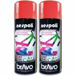 nespoli  NESPOLI Lot de 2 aérosols peinture professionnelle fluorescent... par LeGuide.com Publicité
