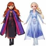 AUCUNE Disney La Reine des Neiges 2 - Lot de 2 Poupées mannequin Elsa... par LeGuide.com Publicité