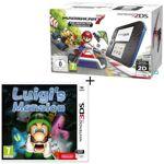 nintendo  NINTENDO Console 2DS Bleue + Mario Kart 7 Préinstallé + Luigi's... par LeGuide.com Publicité
