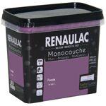 RENAULAC Peinture murale monocouche spéciale pièces humides 0,75 L purple... par LeGuide.com Publicité