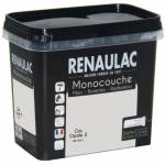 RENAULAC Peinture murale monocouche multi-support 0,75 L gris opale satin... par LeGuide.com Publicité