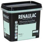 RENAULAC Peinture murale monocouche multi-support 0,75 L menthe satin... par LeGuide.com Publicité