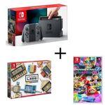 nintendo  NINTENDO Consoles Nintendo Switch Gris + Nintendo Labo Multi-Kit... par LeGuide.com Publicité