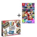 nintendo  NINTENDO Pack 2 jeux Switch : Nintendo Labo Multi-Kit + Mario... par LeGuide.com Publicité