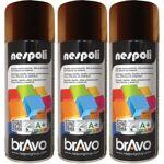 nespoli  NESPOLI Lot de 3 aérosols peinture brun chocolat RAL8017 Peinture... par LeGuide.com Publicité