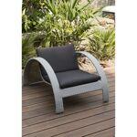 dcb garden  DCB GARDEN Chaise de jardin, Bain de Soleil PVC-Swing en Resine... par LeGuide.com Publicité