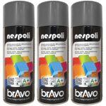 nespoli  NESPOLI Lot de 3 aérosols peinture professionnelle gris argenté... par LeGuide.com Publicité