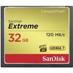 sandisk  SANDISK Extreme Cf 120Mb/S 85Mb/S 32Gb SANDISK Extreme Cf 120Mb/S... par LeGuide.com Publicité