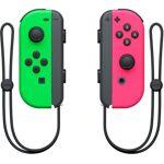 NINTENDO Manettes Joy-Con Vert Néon / Rose Néon pour Console Switch  NINTENDO... par LeGuide.com Publicité
