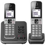Panasonic KX-TGD322 Panasonic KX-TGD322FRG Duo Téléphone sans fil Répondeur... par LeGuide.com Publicité