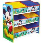 MOOSE TOYS MICKEY ET SES AMIS - Meuble de rangement pour chambre d'enfant... par LeGuide.com Publicité