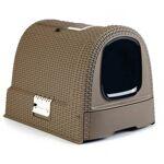 curver  CURVER Maison de toilettes pour chat moka Maison de toilettes pour... par LeGuide.com Publicité