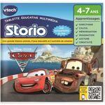 vtech  VTECH - Jeu Éducatif Storio - Cars 2 VTECH - Jeu Éducatif Storio... par LeGuide.com Publicité
