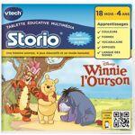 vtech  VTECH - Jeu Éducatif Storio 2 - Winnie l'Ourson VTECH - Jeu... par LeGuide.com Publicité