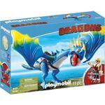 playmobil  PLAYMOBIL 9247 - Dragons - Astrid et Tempête Edition Limitée... par LeGuide.com Publicité