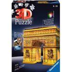 ravensburger  RAVENSBURGER Puzzle 3D Arc de Triomphe Night Edition 216... par LeGuide.com Publicité