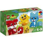 lego  LEGO® DUPLO® 10858 Mon premier puzzle des animaux Grâce à 3 puzzles... par LeGuide.com Publicité