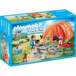playmobil  PLAYMOBIL 70089 - Family Fun Le Camping - Tente et campeurs... par LeGuide.com Publicité