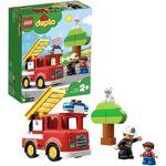 lego  LEGO® DUPLO® 10901 Le Camion de Pompiers - Ma Ville - Jeu de Construction... par LeGuide.com Publicité