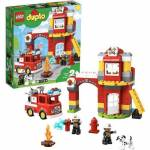 lego  LEGO® DUPLO® 10903 - La Caserne de Pompiers - Jeu de construction... par LeGuide.com Publicité