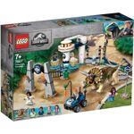 lego  LEGO® Jurassic World? 75937 La fureur du Tricératops - Jeu de construction... par LeGuide.com Publicité