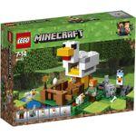 lego  LEGO® Minecraft? 21140 Le poulailler Le poulailler - Jeu de construction... par LeGuide.com Publicité