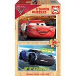 educa  EDUCA PUZZLE 2x25 CARS 3 2 puzzles de 25 pièces haute qualité en... par LeGuide.com Publicité