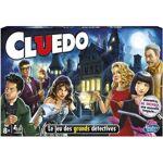 hasbro  HASBRO Cluedo - Jeu de société de plateau Le jeu des grands détectives... par LeGuide.com Publicité