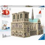 ravensburger  RAVENSBURGER Puzzle 3D Notre-Dame de Paris 216 pcs Assemblez... par LeGuide.com Publicité