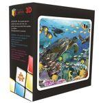 riviera games  RIVIERA GAMES Puzzle 3D en relief Puzzle 3D en relief par LeGuide.com Publicité