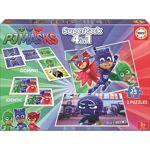 educa  EDUCA PJ MASKS Puzzle Superpack Un jeu éducatif et combinant à merveille... par LeGuide.com Publicité