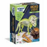 clementoni  CLEMENTONI Archéo Ludic - Tricératops Phosphorescent - Science... par LeGuide.com Publicité