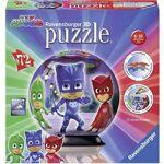 ravensburger  RAVENSBURGER LES PYJAMASQUES Puzzle 3D 72 pcs Jeux Ravensburger... par LeGuide.com Publicité