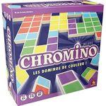 asmodee  ASMODEE - Chromino Deluxe - Jeu de société ASMODEE - Chromino... par LeGuide.com Publicité