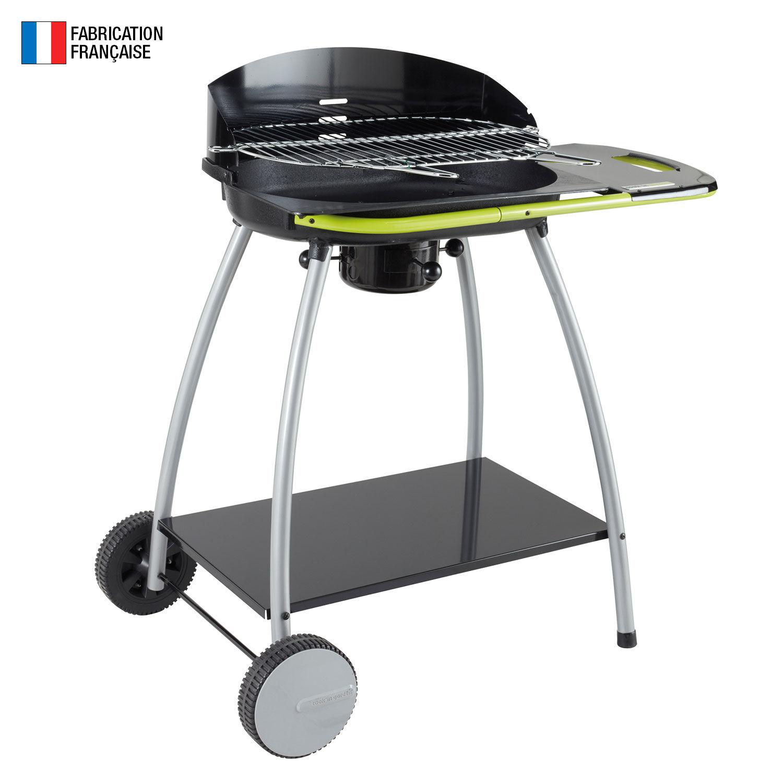 Cook'in Garden - Barbecue au charbon de bois ISY FONTE 2