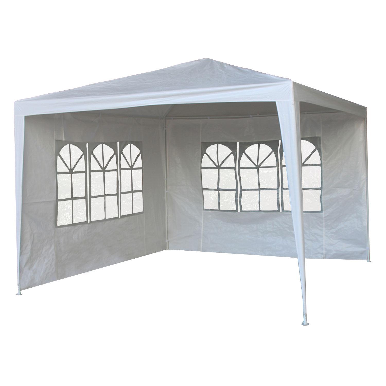 Happy Garden Tente de réception 3x3m TRAMONTANE
