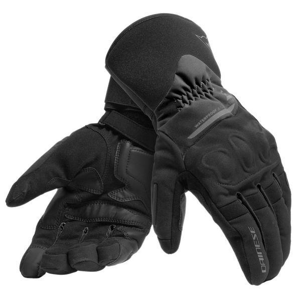 Dainese Gants de Moto Dainese X-Tourer D-DRY Noir Taille:M