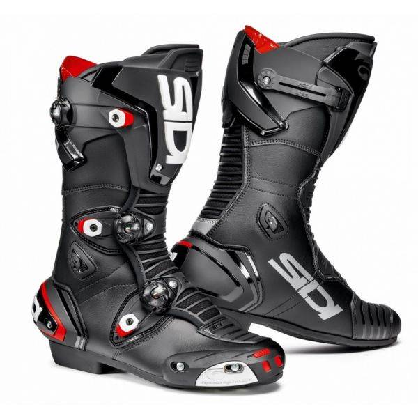 Sidi Bottes Moto Racing Sidi Mag-1 Noir Noir Taille Chaussures:45