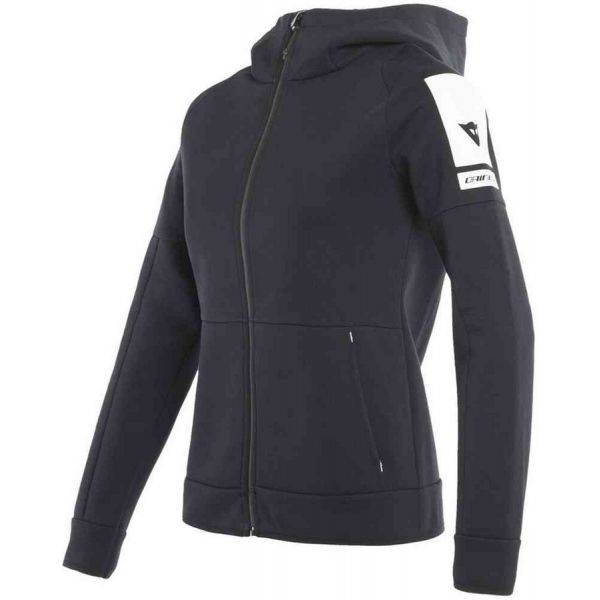 Dainese Sweat à Capuche Dainese Full-Zip Lady Noir Taille:S