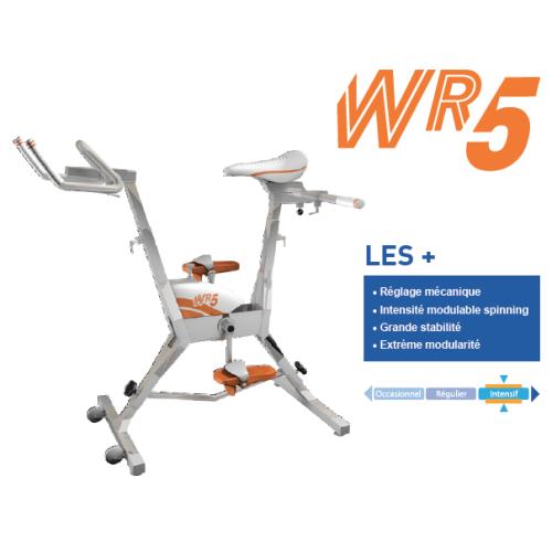 Waterflex Vélo WR5 Aquabike
