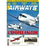 Airways - Abonnement 12 mois Airways est le magazine de l'aviation... par LeGuide.com Publicité
