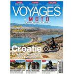 Voyages à Moto - Abonnement 12 mois Le Magazine Deux-Roues 100% Évasion. par LeGuide.com Publicité