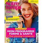 Notre Temps Magazine - Abonnement 12 mois Notre Temps Magazine Nouvelle... par LeGuide.com Publicité