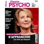 Féminin Psycho - Abonnement 12 mois Féminin Psycho prend soin de votre... par LeGuide.com Publicité