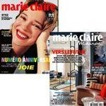 Marie Claire + Marie Claire Maison - Abonnement 12 mois Marie Claire... par LeGuide.com Publicité