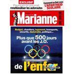 Marianne - Abonnement 12 mois MARIANNE un magazine clair, engagé et citoyenUn... par LeGuide.com Publicité
