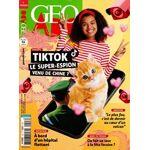 Géo Ado - Abonnement 12 mois Géo ado NOUVELLE FORMULE, le magazine dédié... par LeGuide.com Publicité